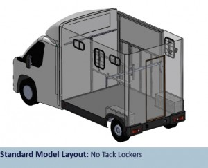 Atom Option 4 - No Tack Lockers