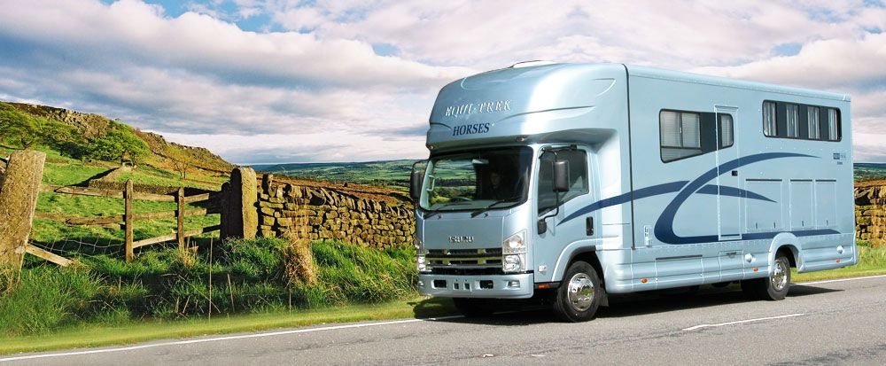 Equi-Trek Endeavour horsebox