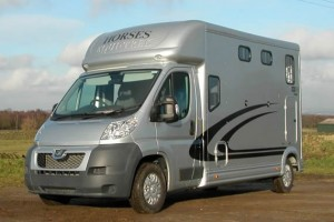 Equi-Trek Sonic Five Horsebox