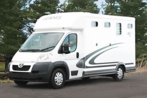 Equi-Trek Super Sonic Horsebox