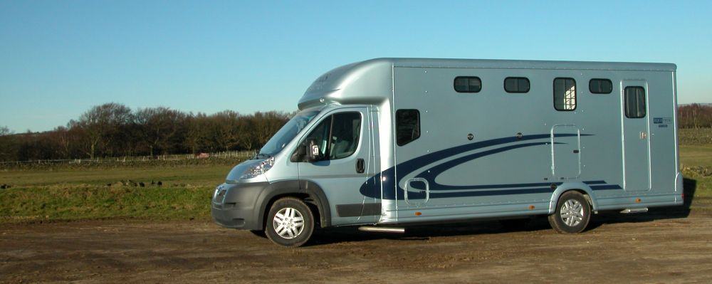 Equi-Trek Victory Five horsebox